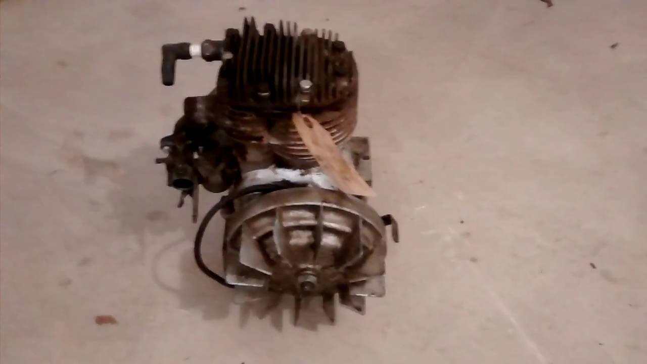 1940 s 50 s cushman husky cast iron engine 4hp 2 piece block 1940 s 50 s cushman husky cast iron engine 4hp 2 piece block