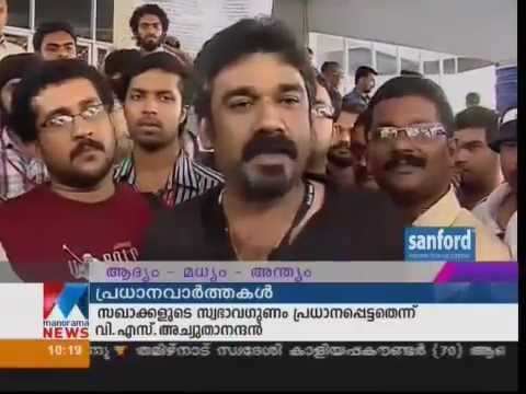Ranjith .. the real hero @ IFFK 2011