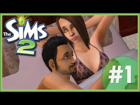 The Sims 2 #1 Завели ребенка