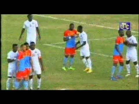 AMICAL du 26 Mars 2017 KENYA vs RDC 2 - 1