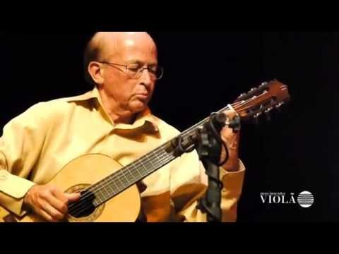 Carlos Barbosa Lima plays E.Nazareth: Odeon (Movimento Violão)