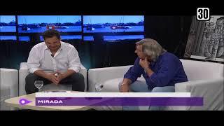 Entrevista al Artista Plástico Angel Caballero ¨Mirada al este¨