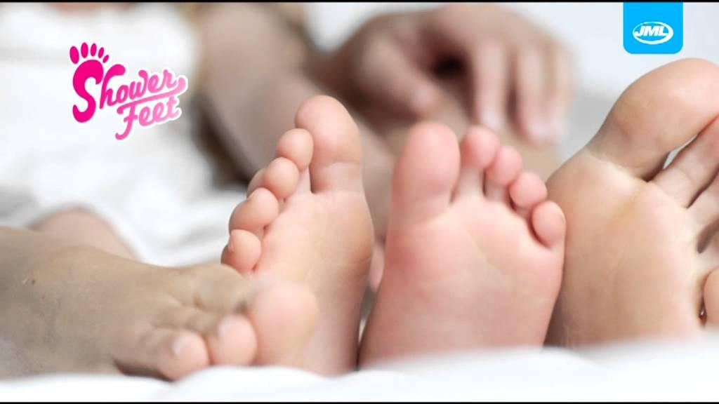 JML Shower Feet