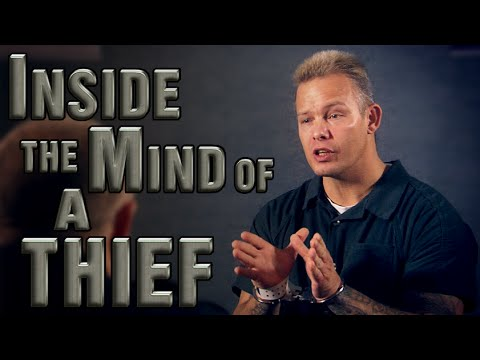 Inside the Mind of a Thief : Allen Police Department Exclusive Interview