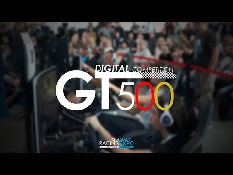 SimRacing Expo 2017 Day 2 | GT500 Digital Competition