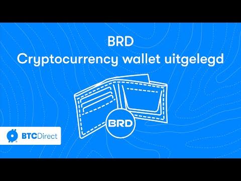 Beheer Je Crypto Met BRD Wallet Voor Beginners (Android En IOS) | How To Crypto | BTC Direct