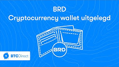 Tutorial voor beginners: Beheer je crypto met BRD wallet voor Android en iOS | BTC Direct