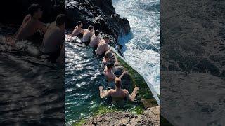 Trip zu den Vulkan Pools in Porto Moniz | #hochformat