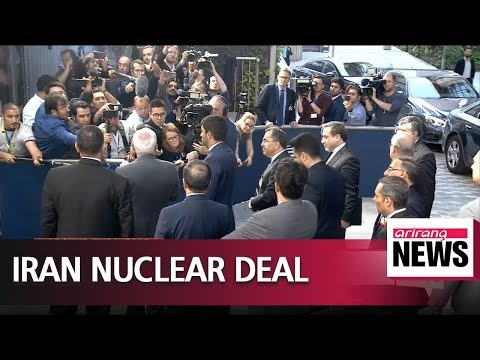 """EU must do more to save Iran nuclear deal"": Tehran"