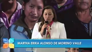RMV y Martha Erika Alonso continúan depositando su confianza en las poblanas