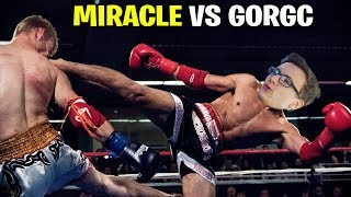 Miracle Riki vs Gorgc - Pretty Hard Game!