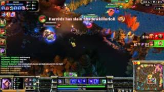 Talon - Full Ranked Game/Commentary