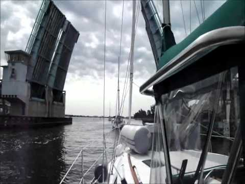 Sailing Island Escape - St Petersburg to Venice Florida - Part 3 - Sarasota to Venice