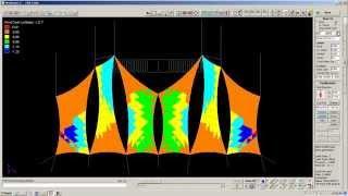 Tensile Membrane Structure Built In Ndn