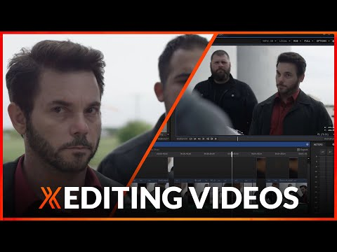 How to edit movies for free in HitFilm 3 Express