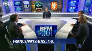 France-Pays-Bas (4-0) – L'analyse de la dream team