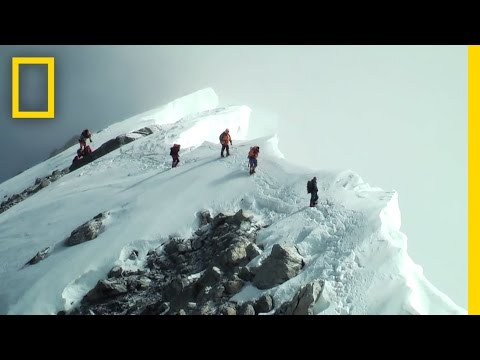 Mountaineering: Height Doesn't Matter | National Geographic