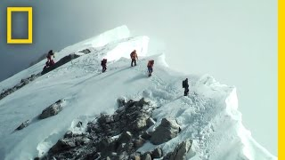 Mountaineering: Height Doesn't Matter   National Geographic