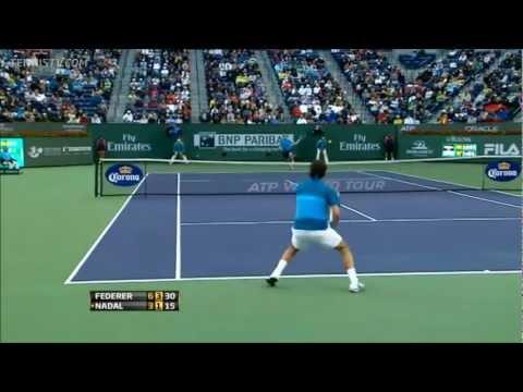 Roger Federer - Best Points in high definition