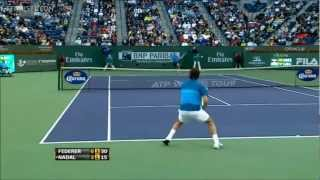Roger Federer - Best Points in high definition