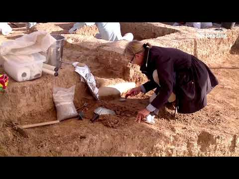 Excavating the world's first farmers in Iraq and Iran