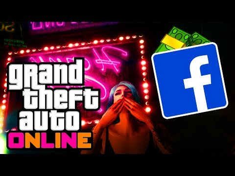 GTA Online: Earn FREE GTA Online Money In Rockstar & Facebook Partnership (GTA 5 Online After Hours)