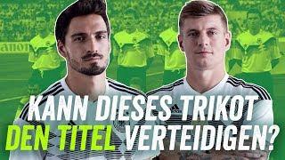 Unboxing: Das ist das neue Deutschlandtrikot für die WM 2018!