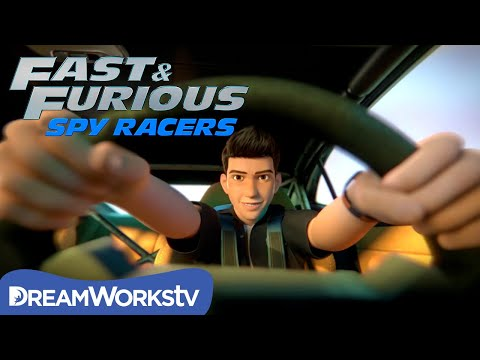 FAST & FURIOUS: SPY RACERS | Season 1 Trailer
