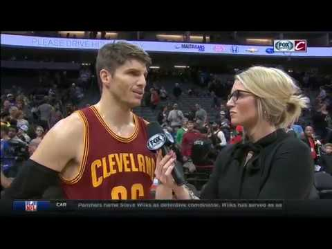 A modest Kyle Korver admits he's still learning Cavaliers' system