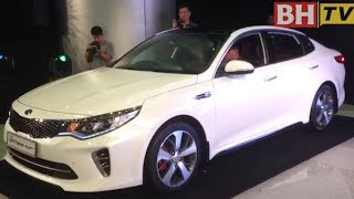 Kia Optima GT kini di Malaysia