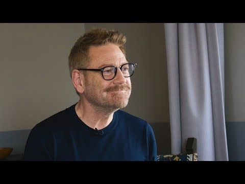 Kenneth Branagh - Behind the Lens with Pete Hammond