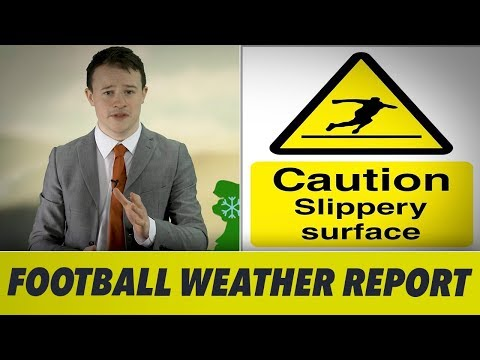 Extreme Football Weather Report