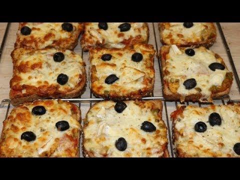 pizza-pain-de-mie-au-poulet-facile-(cuisinerapide)