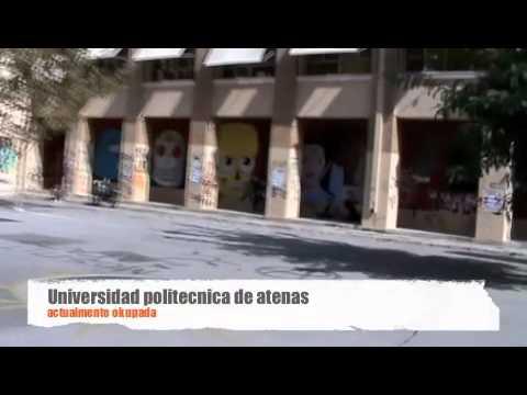 universidad politecnica de atenas polytecnio patission street