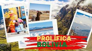 Lo que no sabes de BOLIVIA
