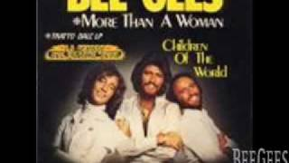 Bee Gees More Than A Woman With Lyrics.mp3