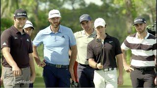 A Putting Clinic With Rory, DJ, Rahm, Wolff, Day & Morikawa | TaylorMade Golf