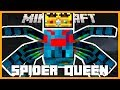 Minecraft - THE QUEEN SPIDER IS HERE!! AND SHES BROUGHT AN ARMY (WILL YOU DARE FACE HER IN BATTLE?!)