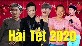 Hài Tết 2020 Hoài Linh, Trường Giang, Long Đẹp Trai, Huỳnh Lập - Tuyển Tập Hài Hay Cảm Động 2020