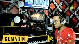 KEMARIN ( seventeen ) Kroncong versi - Cover - Kusdy -