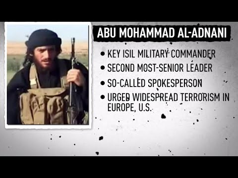 Russian airstrike killed senior ISIS leader al-Adnani in Aleppo – Moscow