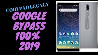 COOLPAD LEGACY 9 PIE FRP / GOOGLE BYPASS 2019 METRO / T MOBILE