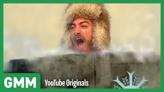 Download Freezing Our Bodies For 3 Minutes | Cryotherapy Test Mp3 and Videos