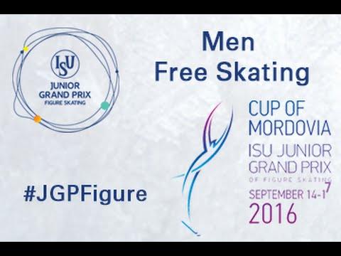 2016 ISU Junior Grand Prix - Saransk - Men Free Skate