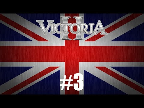 Victoria 2: British Empire #3: Suez Canal