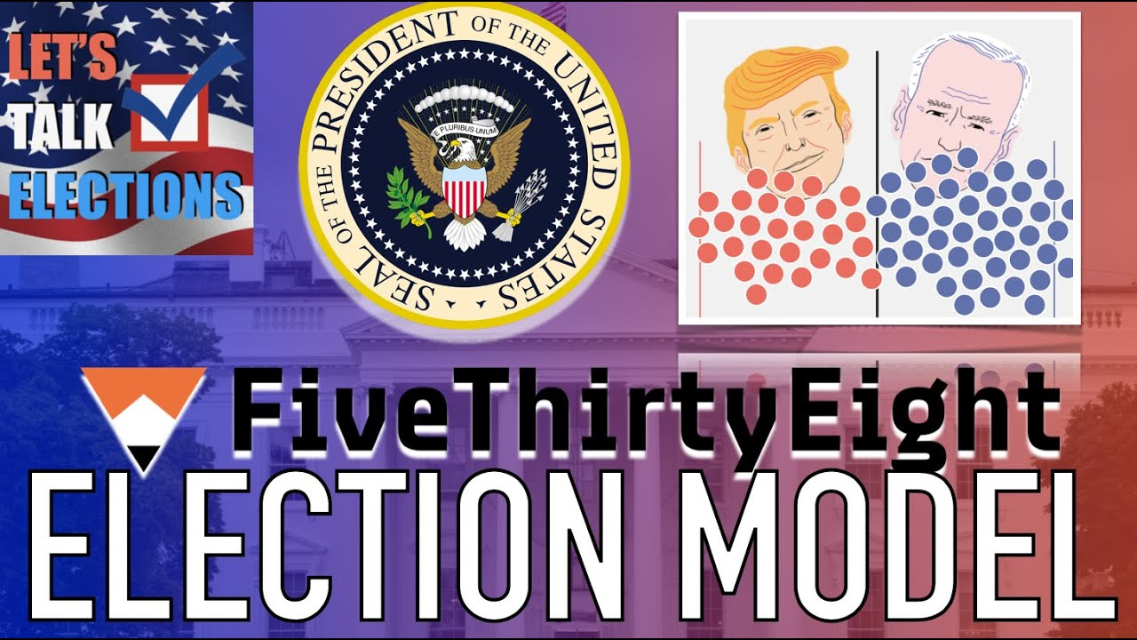 FiveThirtyEight Releases Their Presidential Election Model