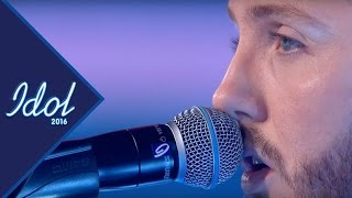James Arthur  Say You Won't Let Go  Swedish Idol 2016 Tv4