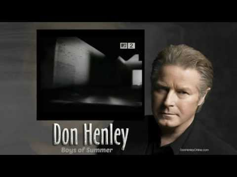 [HD 720p] The Boys of Summer (1984) - Music Video - Sung by Don Henley