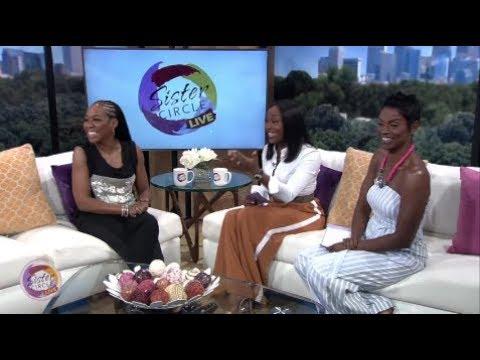Sister Circle Live | Tichina Arnold *Full Interview* | TVOne