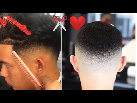 Very Styles Look New Style Hair With Beard Cut Normal Fade Hair